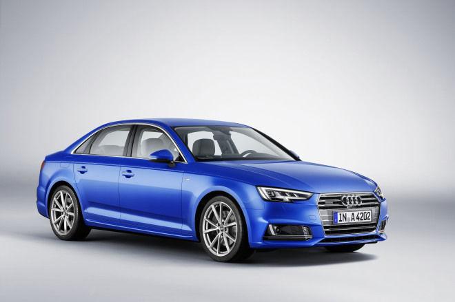 Audi A4 S line 限量版 / A8領袖特仕版 連袂限量登場