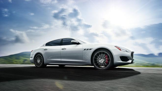 2018年式Maserati Quattroporte GranSport全新登場