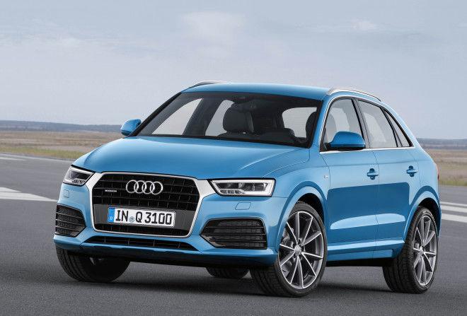 全新 Audi Q3 TFSI 搭載多項優質配備 升級登場
