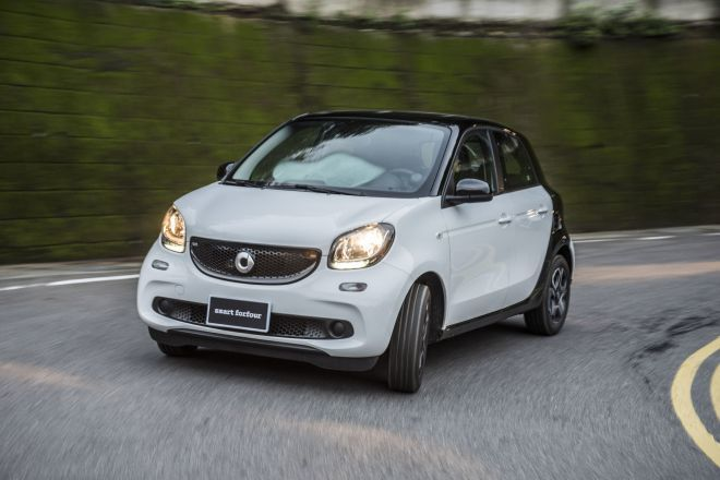 Smart Forfour 趣味變身 展現多元高機能面貌