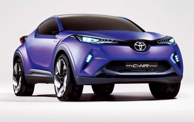 本田這次又要頭大Toyota C-HR強勢來襲