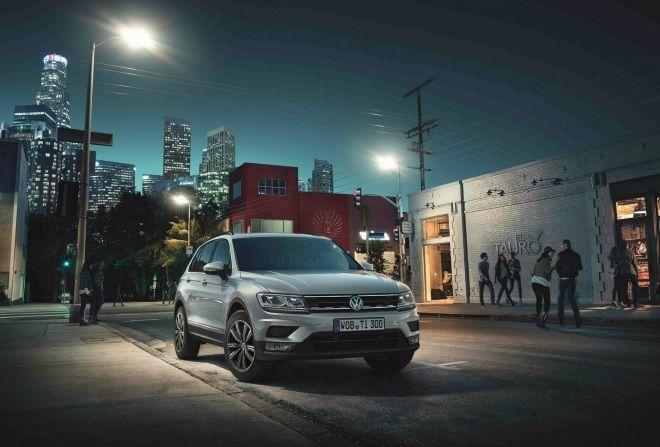 Volkswagen Tiguan 280 TSI Smartline 限量登場