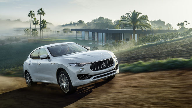 Maserati Levante Diesel 全新柴油車型 震撼登場