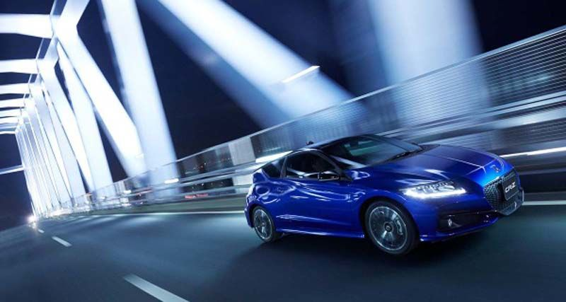 怎麼一直有新版本!?Honda CR-Z Type-R 320hp