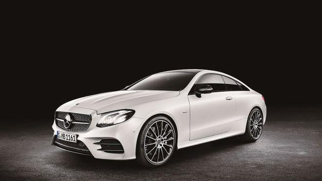 M.Benz新一代E-Class Coupe 絕美發表