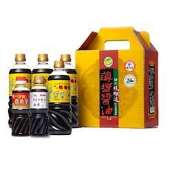 【屏大】屏大薄鹽醬油均衡煮(6入/組)